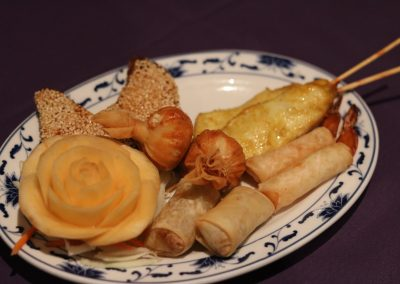 Naka Platter (mixed starter) 13-min